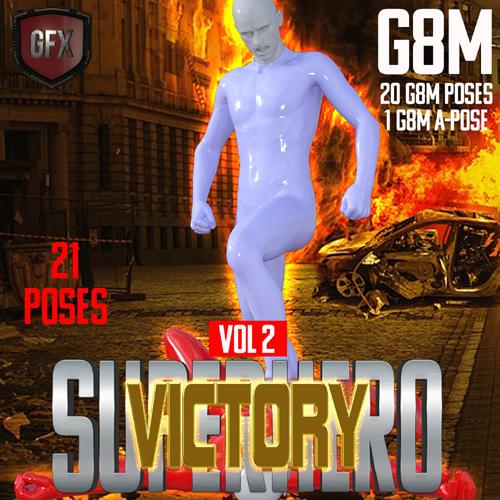SuperHero Victory for G8M Volume 2