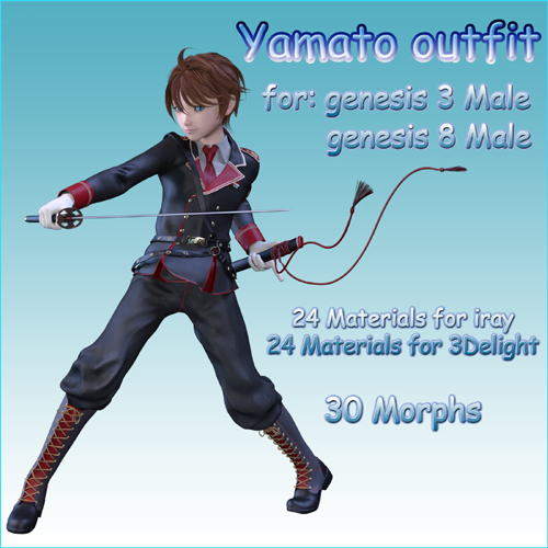 Yamato outfit for G3M-G8M