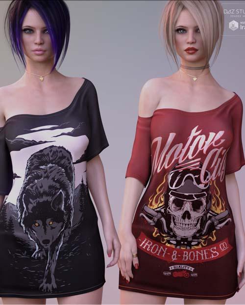 Novocaine for dForce XXL Shirt