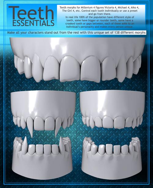 Exnem Teeth Essentials