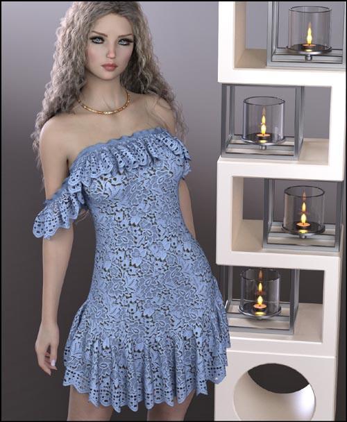 7th Ave: dforce - Octavia Dress for G8F