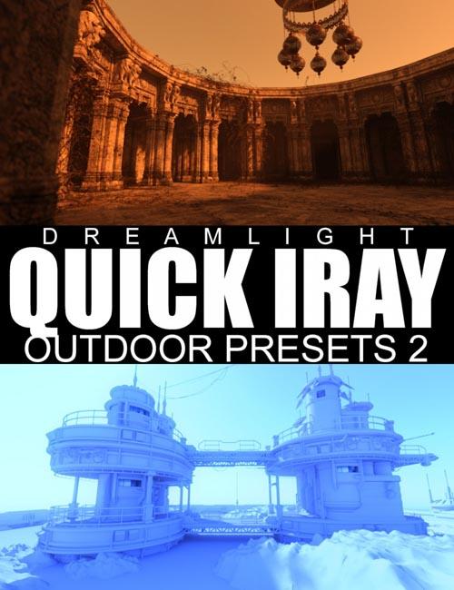 Quick Iray Outdoor Presets 2