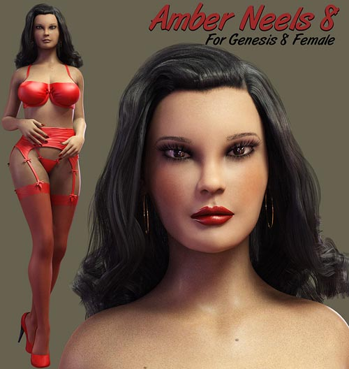 Amber Neels 8 For G8F