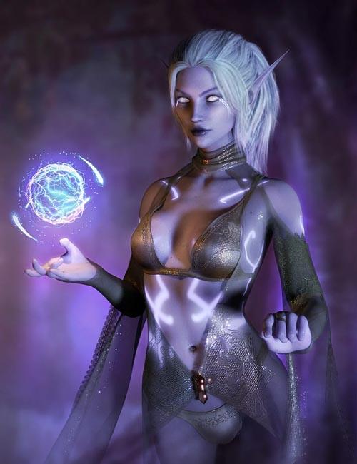 Alidreaux for Genesis 8 Female