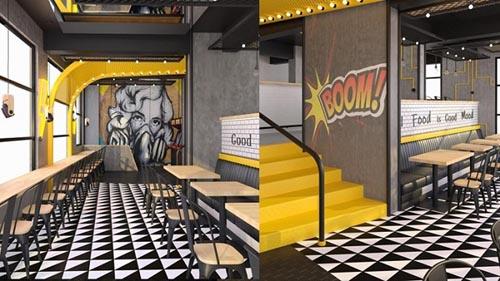 Udemy - Interior Design Process of a Cafe/Restaurant