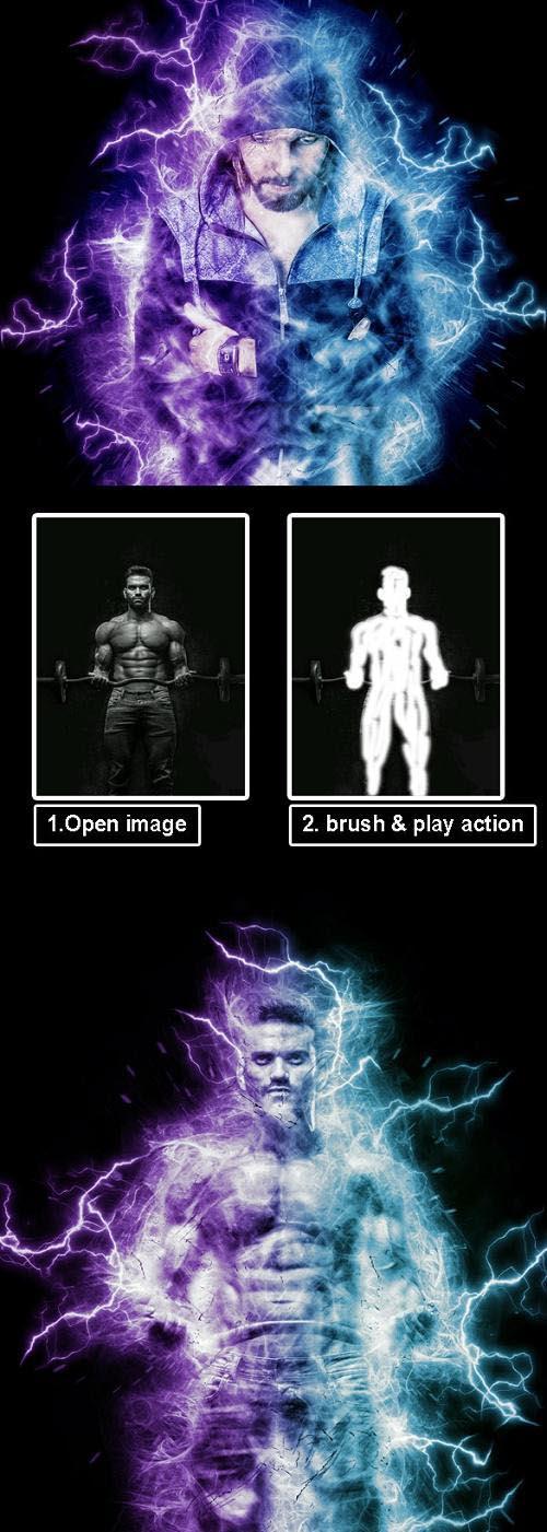 Power Photoshop Action Vol 2 - 23780871