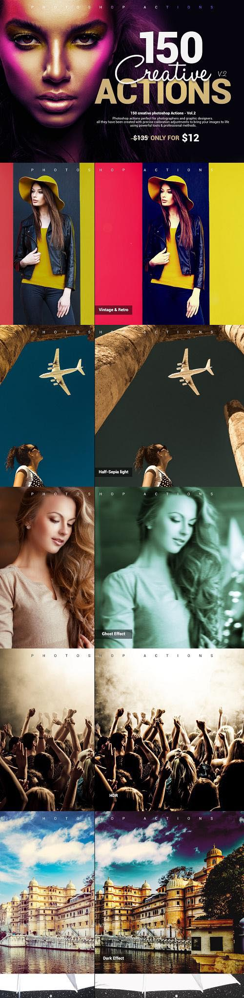 150 Creative Actions V.2 - 2526464
