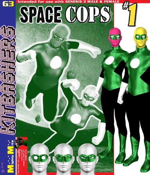Space Cops 001 MMKBG3