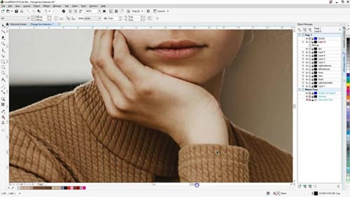 Skillshare - Photo Editing with Coreldraw 2018