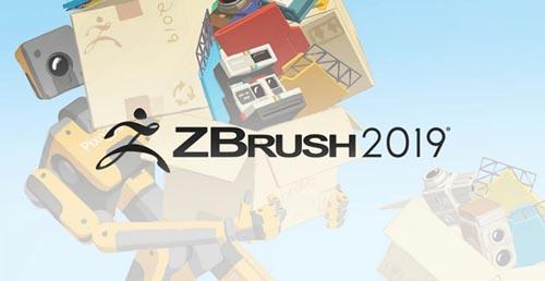 Pixologic Zbrush v2019.1.2 Win x64