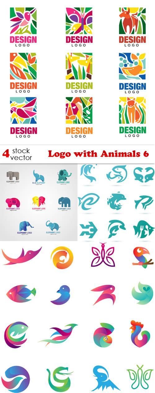 Logo with Animals 6