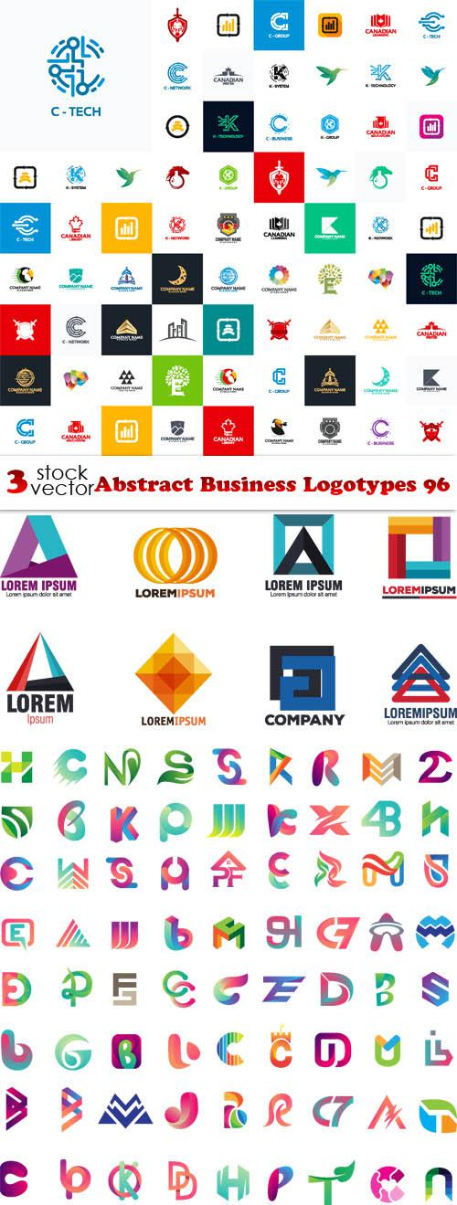 Abstract Business Logotypes 96