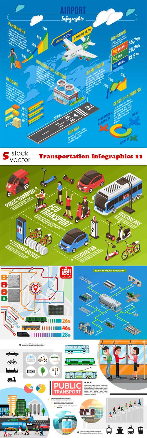 Transportation Infographics 11