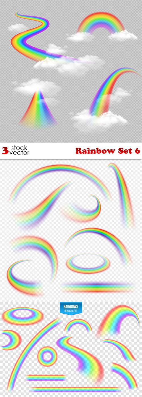 Rainbow Set 6
