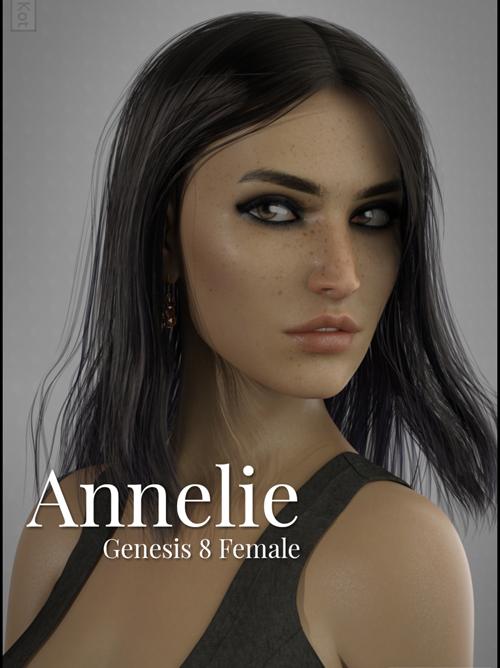 MYKT Annelie for Genesis 8 Female