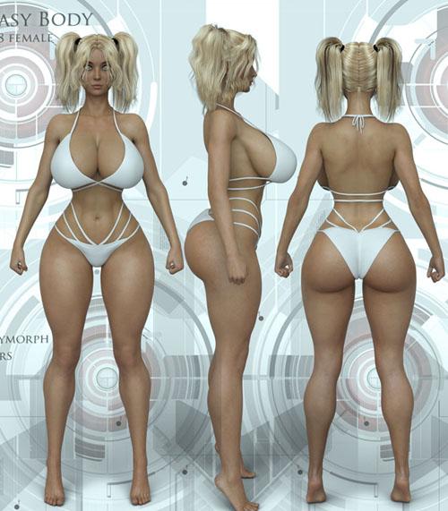 FUNtasy Body For G8F