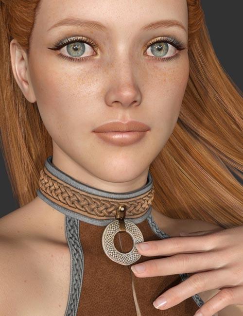 Eryn for Genesis 8 Female