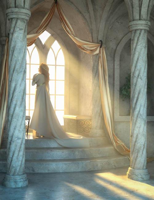 Fantasy Alcove Window