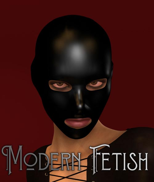 Modern Fetish 08 - Rubber Hood
