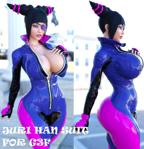 JURI HAN SUIT FOR G3F