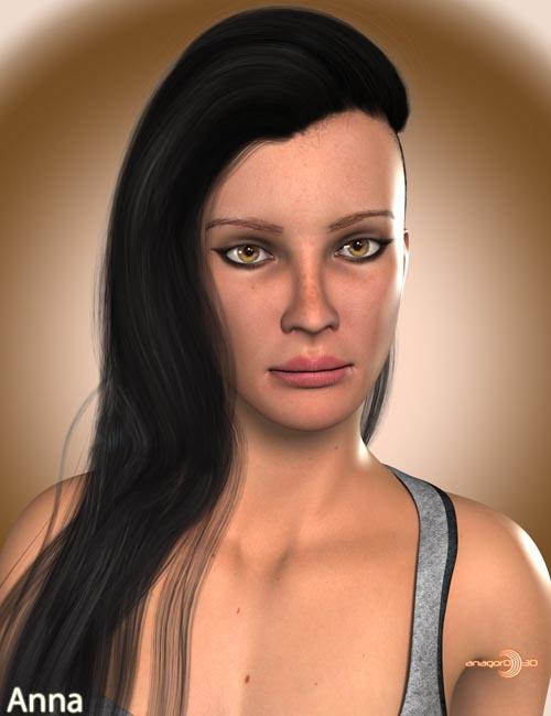 VERSUS Faces for La Femme