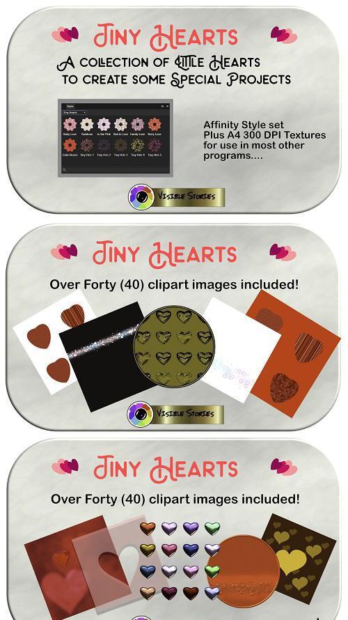 Tiny Hearts - Affinity Styles