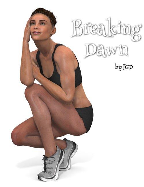IGD Breaking Dawn Poses