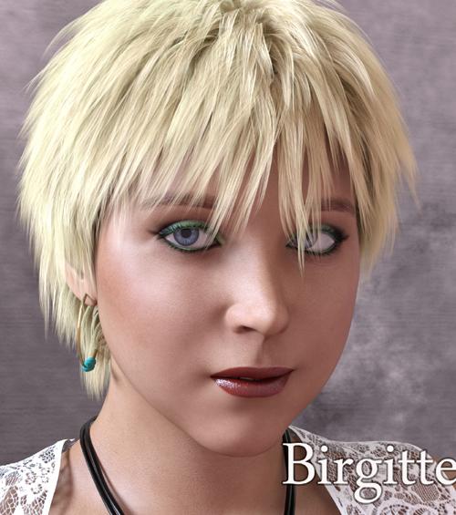Birgitte for G3F