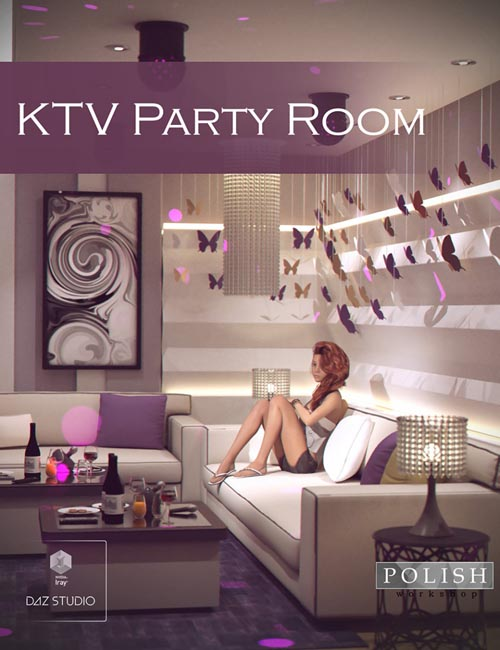 KTV Party Room