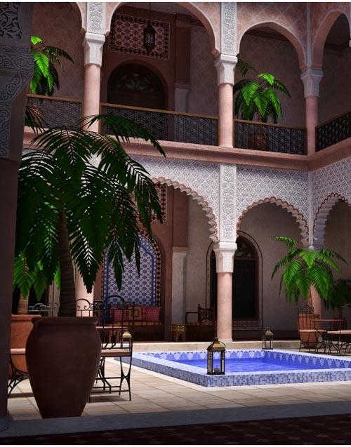 Moroccan Riad