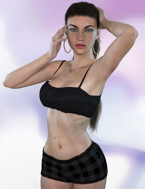 FWSA Aaryana for Genesis 3 Female