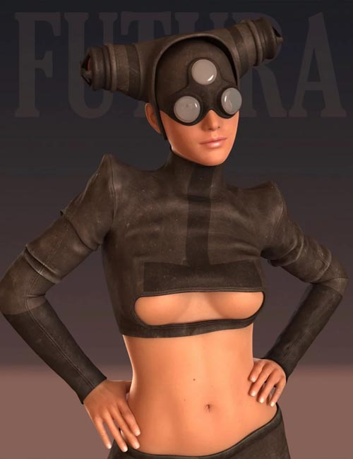 Futura Clothes for Genesis 3 Female(s)