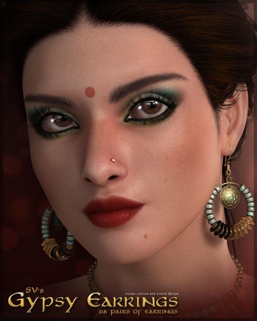SV's Gypsy Earrings