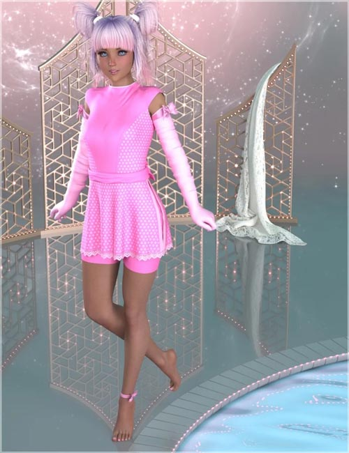 7th Ave: dForce Hanoi Fashion for Genesis 8 Female(s)