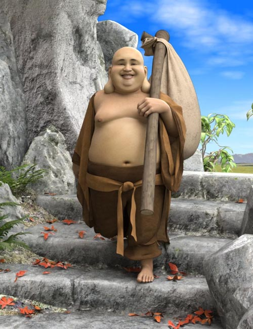 Budai for Genesis 8 Male