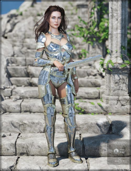 Oracle Armor for Genesis 8 Female(s)