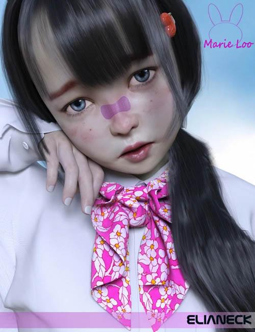 Marie Loo for Genesis 8 Female