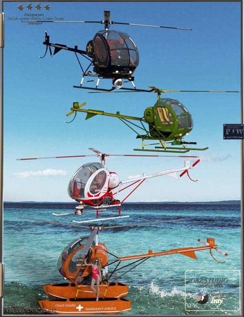 PW Multipurpose Helicopter