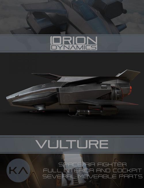 Orion Dynamics: Vulture