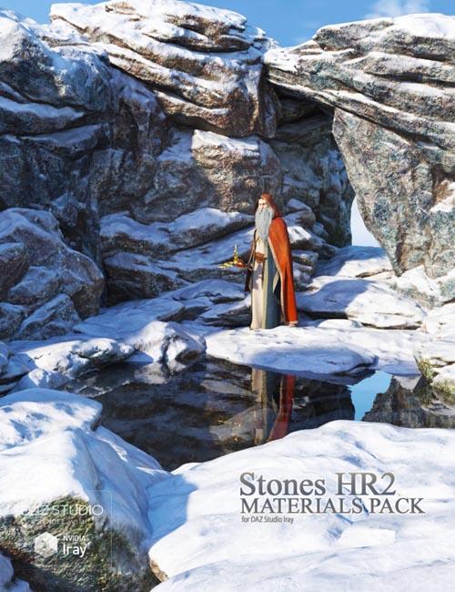 Stones HR 2 Materials Pack