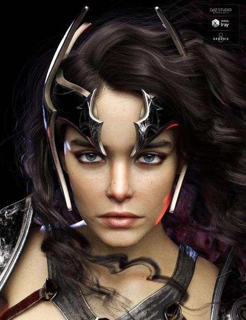 Lilianna HD for Genesis 8 Female