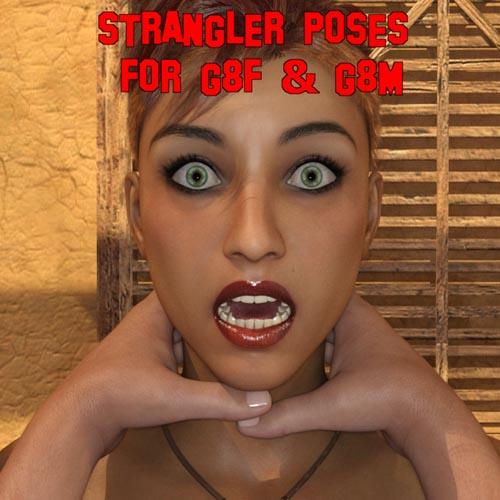 Strangler Poses For G8F & G8M