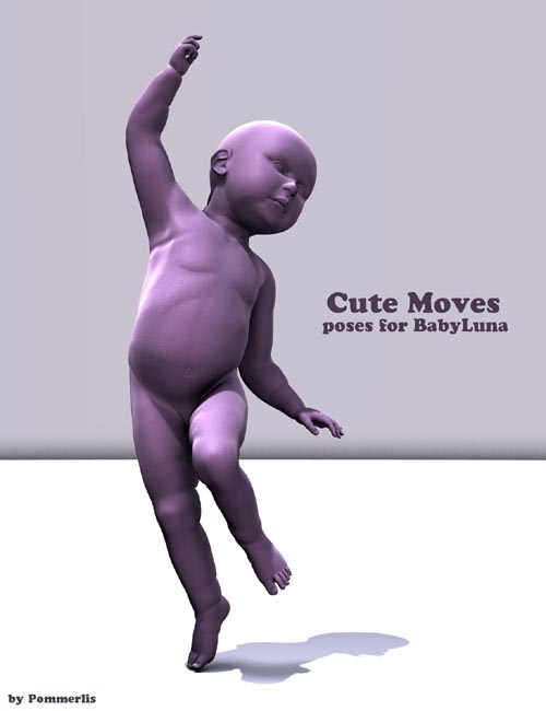 Cute Moves for Baby Luna