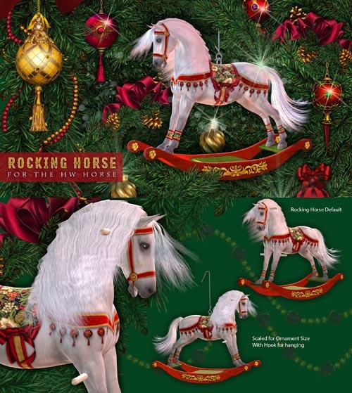 HiveWire Rocking Horse
