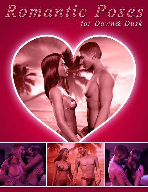 Romantic Poses for Dawn & Dusk