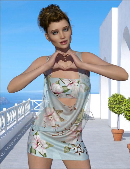 dForce - Yolanda Dress for G8F