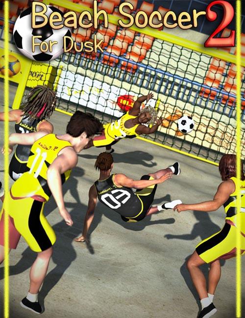 Beach Soccer 2 for Dusk