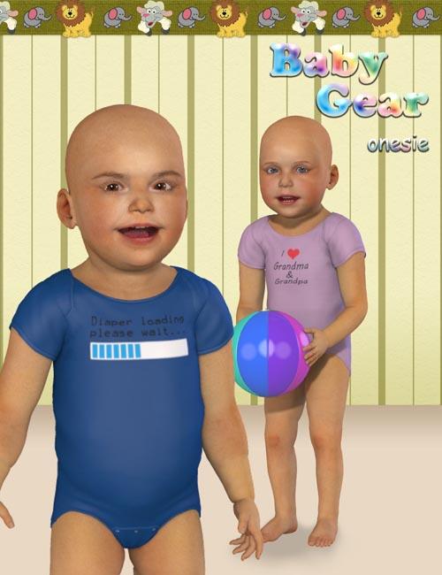 Baby Gear - Onesie for Baby Luna