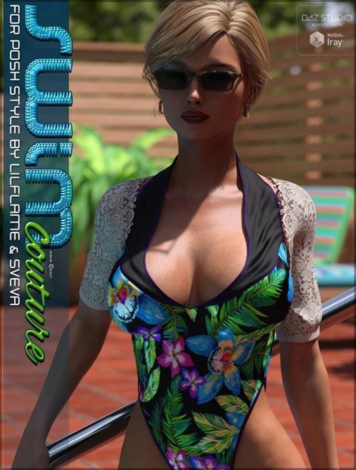 SWIM Couture for Posh Style