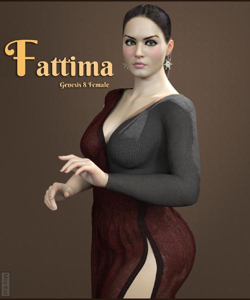 Fattima for Genesis 8 Female